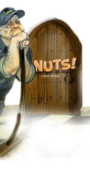 Story Door: Nuts | The Story Elves - Help with writing, editing, illustrating and designing your own stories