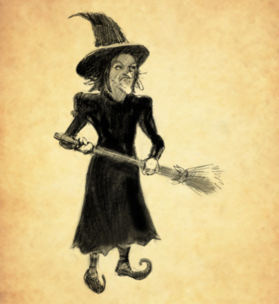 WITCHES3560