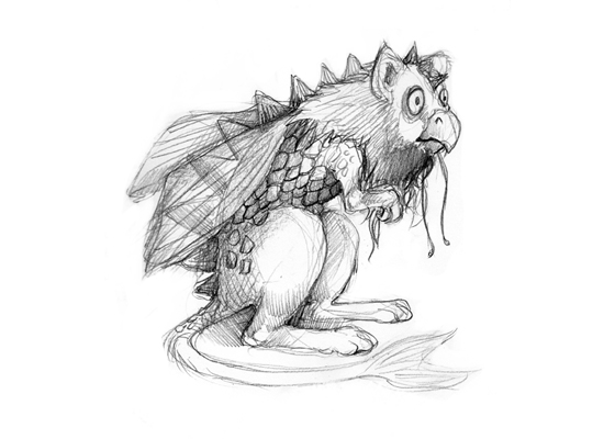 Invent your own mythical creature! | The Story Elves - Help with writing, editing, illustrating and designing your own stories