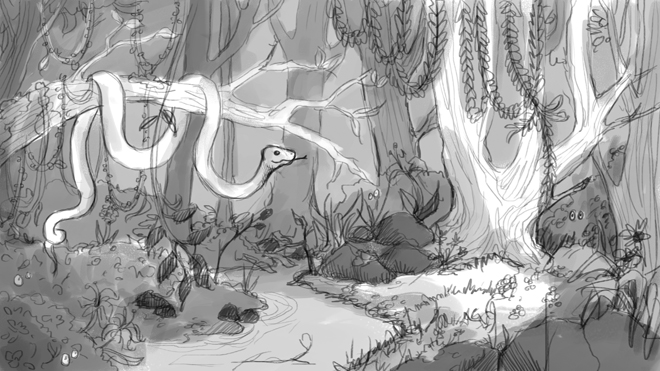 Let's talk scenery! | The Story Elves - Help with writing, editing, illustrating and designing your own stories