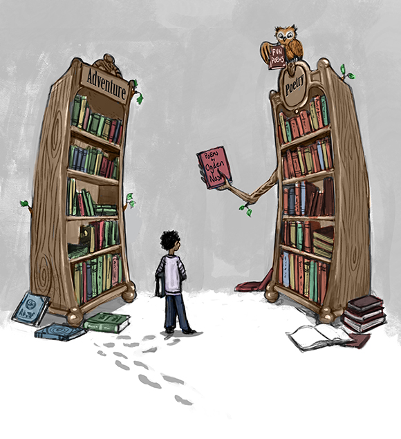 the_story_elves_bookcases_sketch_c_w